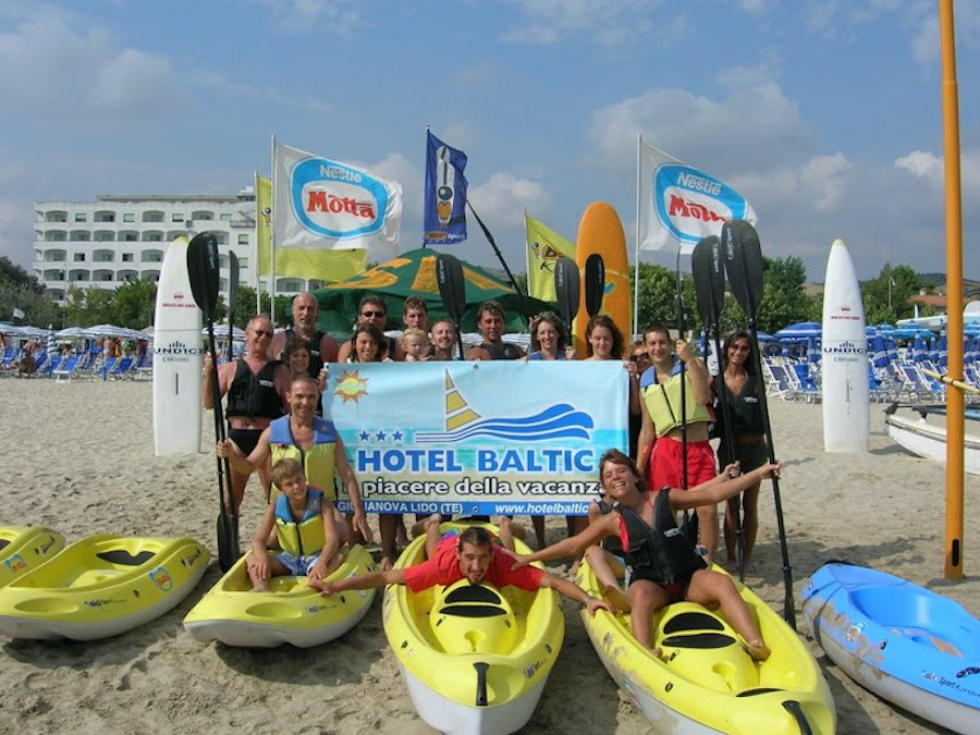 Family Hotel Baltic