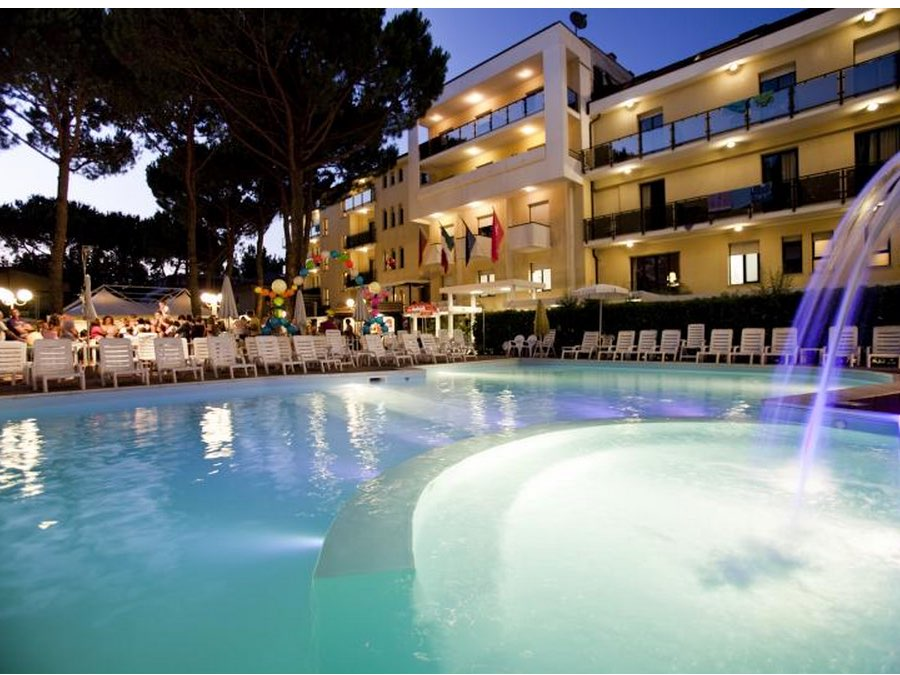 Club Family Hotel Executive - Genitore single in vacanza