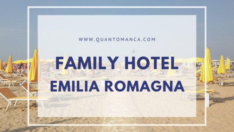 family hotel romagna