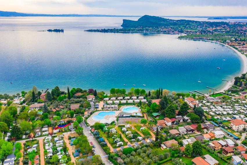 Camping Europa Silvella, Lago di Garda