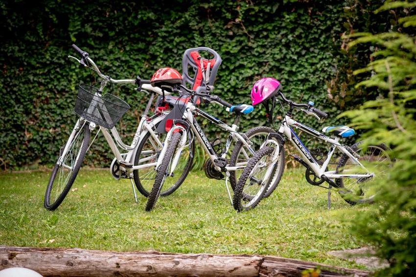 AlpHoliday Dolomiti Hotel -Emozioni in Mountain Bike con tutta la famiglia
