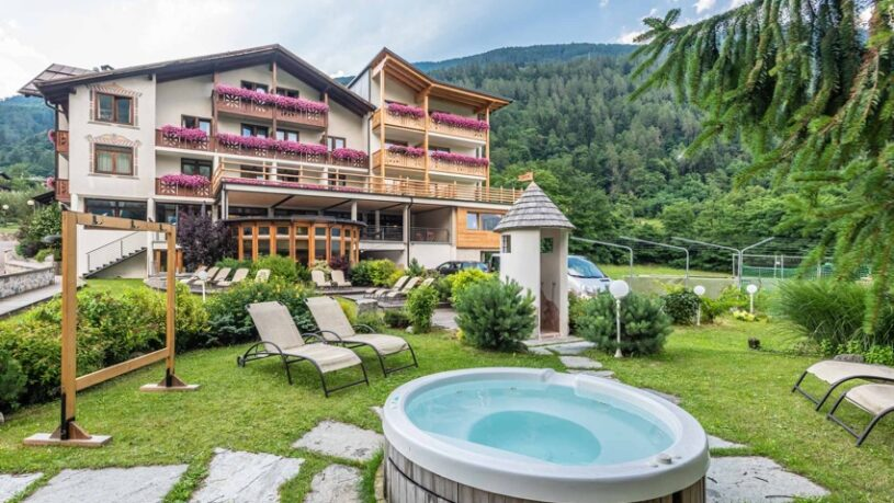 hotel ariston monclassico