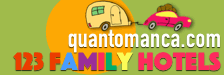 Quantomanca.com - family hotel per bambini e famiglie - viaggi e vacanze con bimbi | Hotel per famiglie in città, dove soggiornare con i bambini - Quantomanca.com
