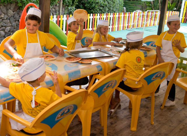 Family SPA Hotel Le Canne- Prenota prima : Luglio al mare di Ischia e bimbi gratis