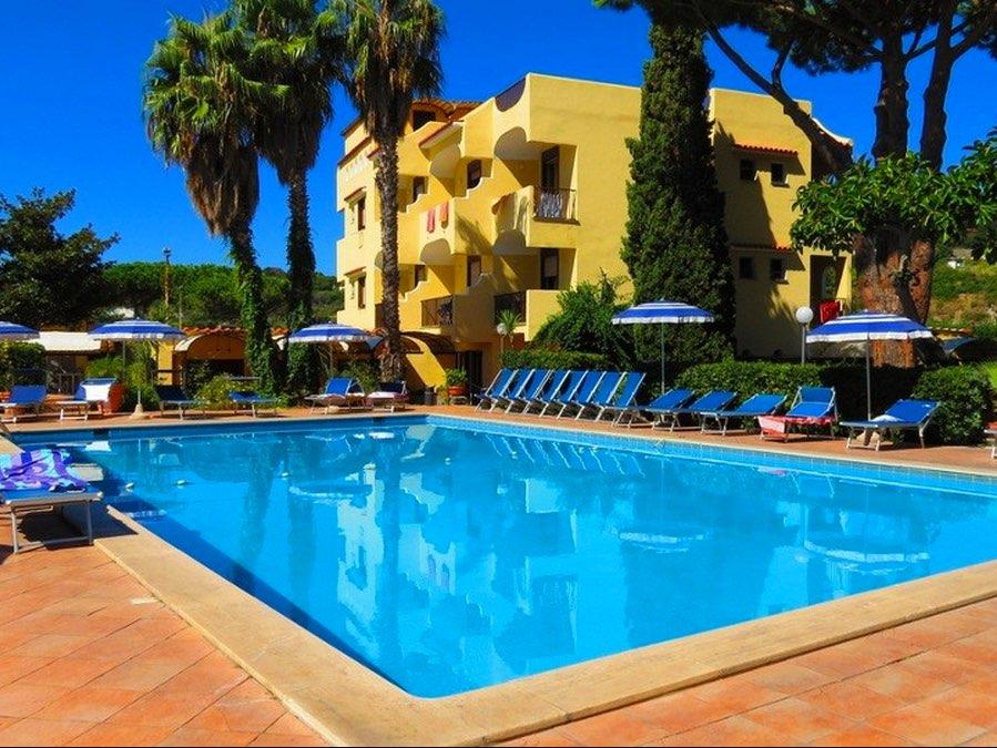 Family SPA Hotel Le Canne-Ischia - Offerta Genitori Single- Sconto bimbo 50%