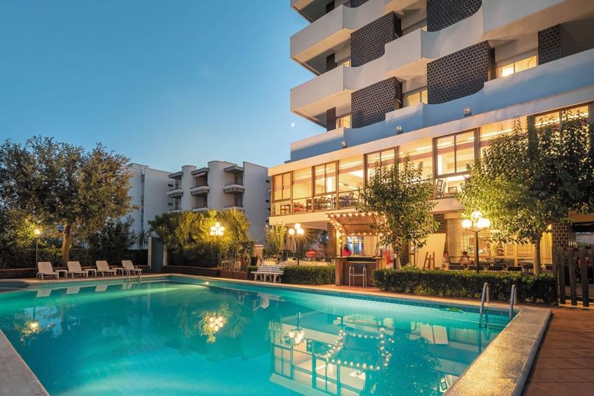 Family Hotel Haway - Villa Rosa