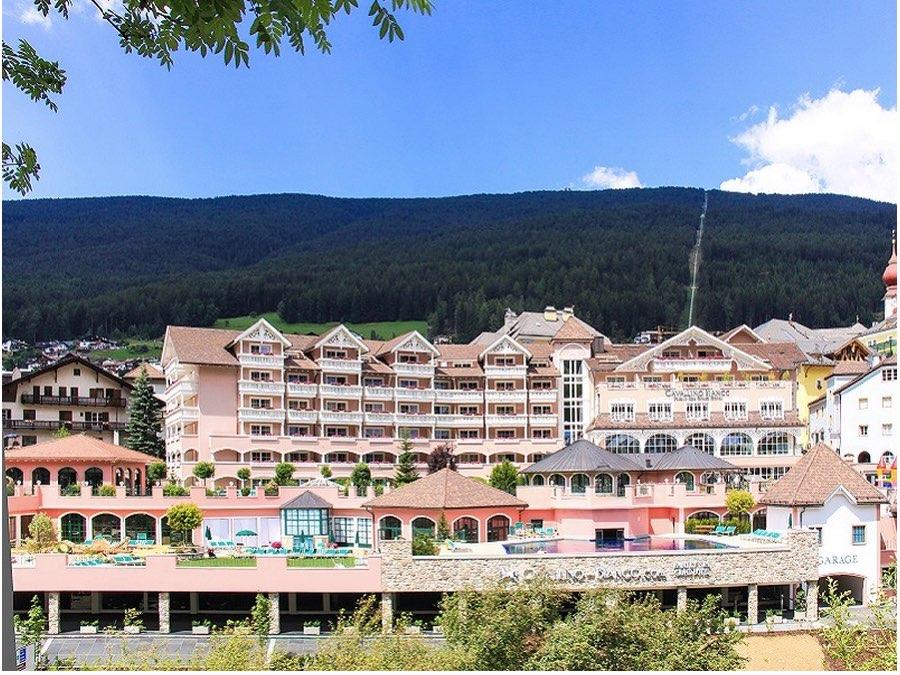 Family Spa Grand Hotel Cavallino Bianco - Vantaggio Prenota con 60 giorni di anticipo