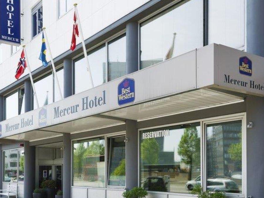 Mercur Hotel Copenhagen