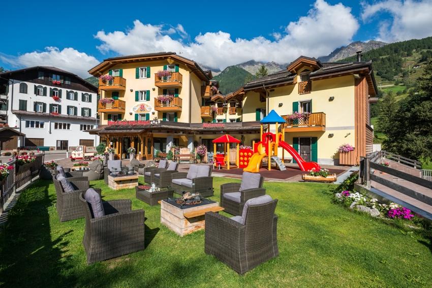 Hotel Rosa degli Angeli - Offerta genitori single