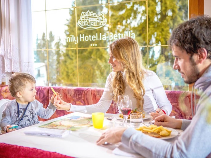 Family Hotel La Betulla - OFFERTA settembre -bimbi gratis