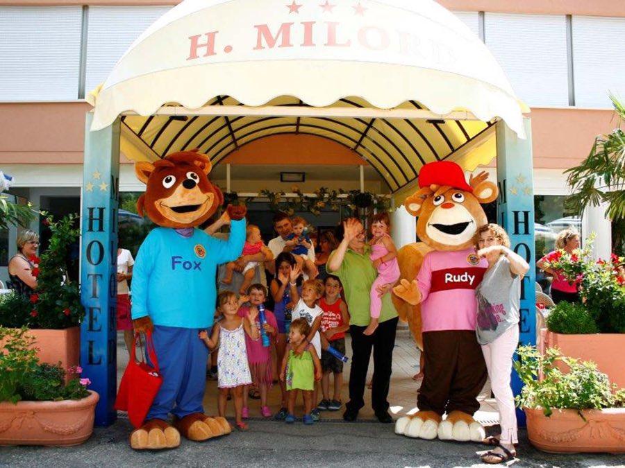 Hotel Milord - OFFERTA ponte 2 giugno con bimbo gratis