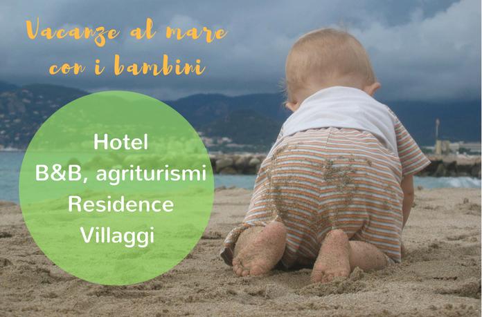 hotel per bambini mare