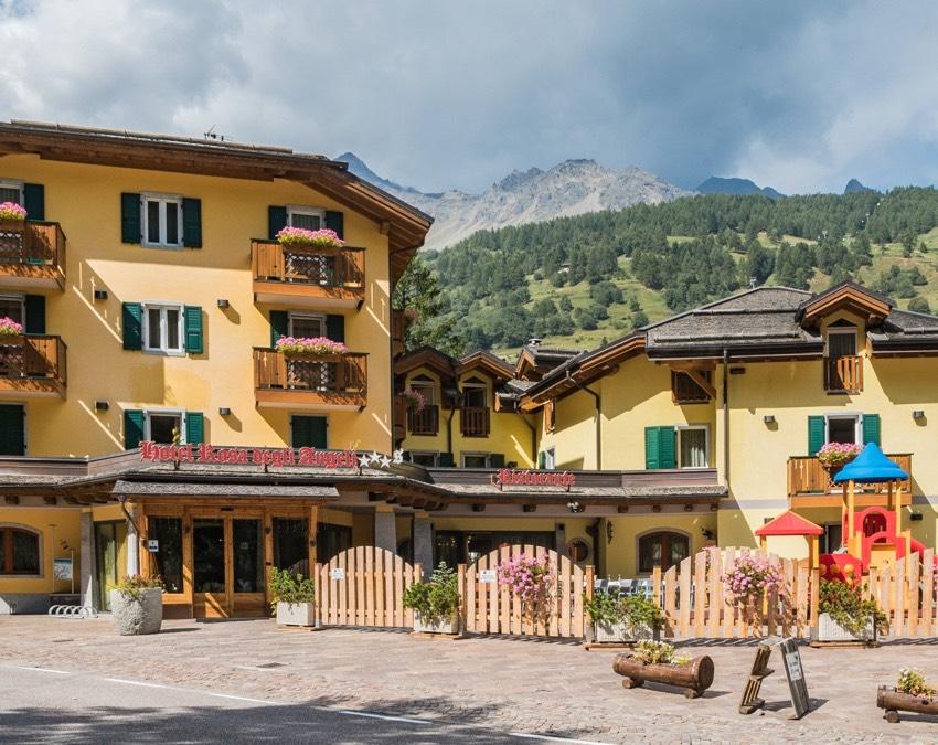 Hotel Rosa degli Angeli - Offerta famiglie a settembre