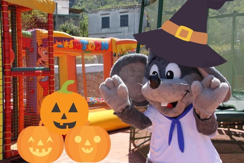 Park Hotel Terme Michelangelo  Ischia - Offerta Halloween