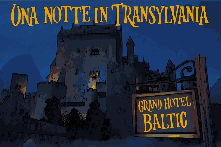 Family Hotel Baltic - Magico Halloween a Giulianova