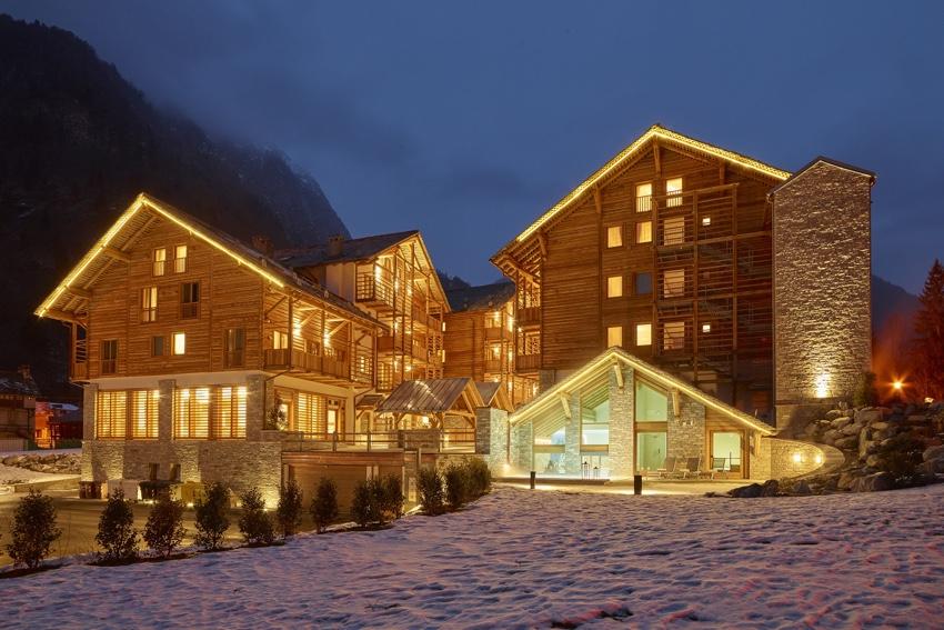 Alagna Mountain Resort & SPA - Prenota prima l' inverno fino -25%