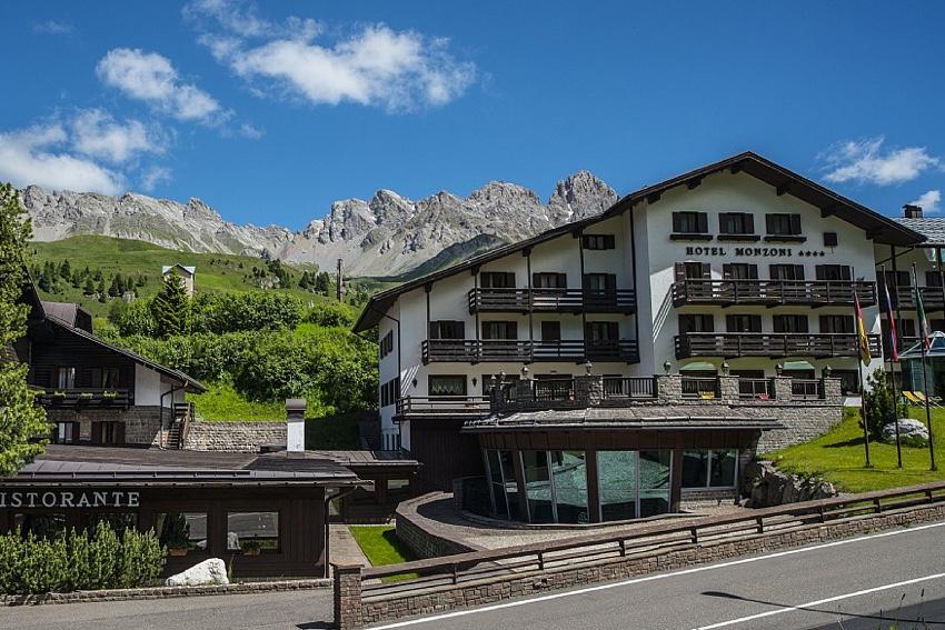 Hotel Monzoni - Moena, Val di Fassa