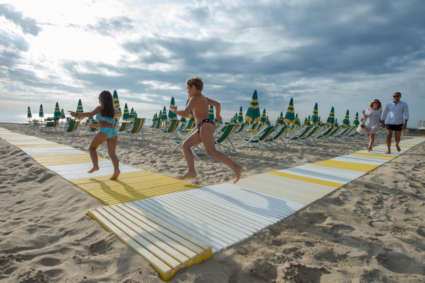 "Family Hotel Baltic - Super Offerta "" Agosto Sorridente """